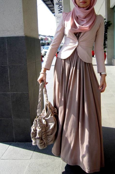 Hijab Office/Work Clothes  245939f5ae6650ba41634647f44e39b3