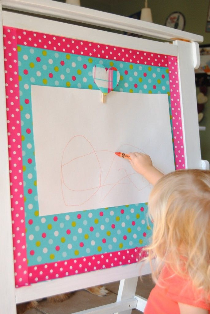 Best 25 Kids Art Easel Ideas On Pinterest Diy Easel