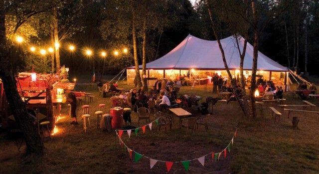 Bruiloft in een tent | ThePerfectWedding.nl