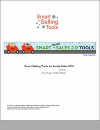 "Grab ""Smart Selling Tools for Inside Sales 2.0″ for FREE"