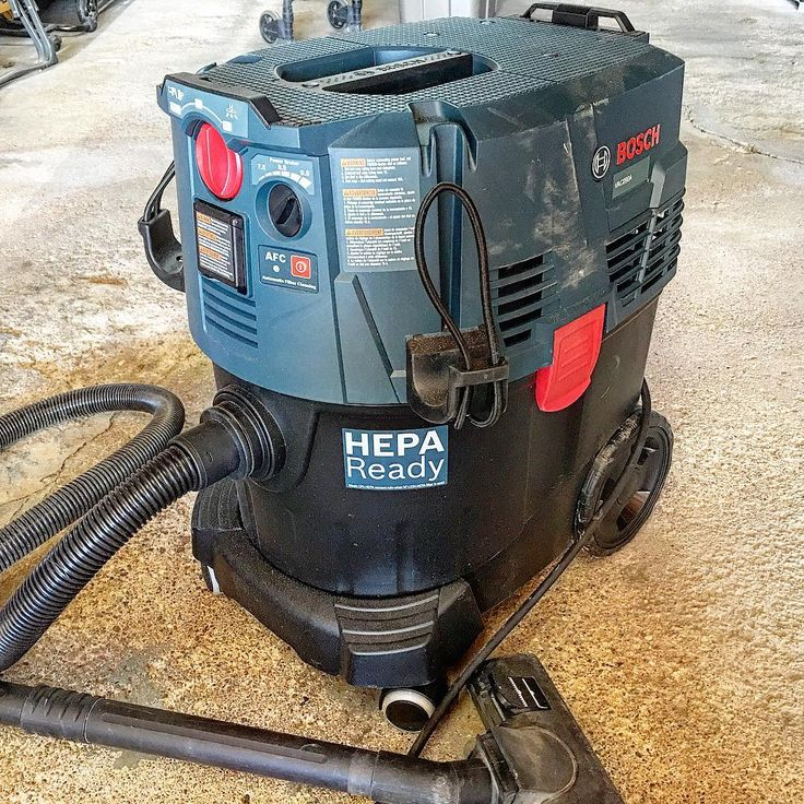 Bosch VAC090A, 9-Gallon Dust Extractor with Auto Filter Clean - http://cf-t.com/product/bosch-vac090a-9-gallon-dust-extractor-with-auto-filter-clean/   #Cftools #Construction #Contractor #Localbusiness #Newtools #Smallbusiness