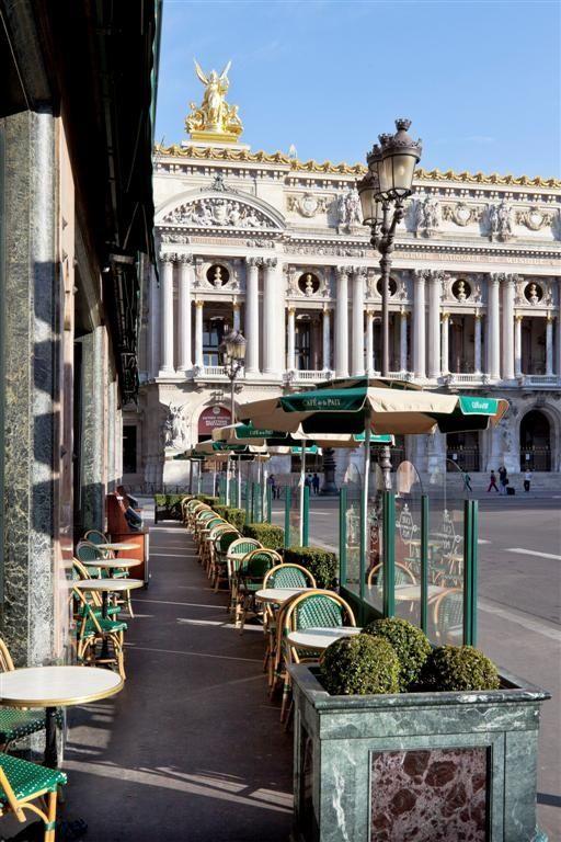 The 5* InterContinental PARIS - LE GRAND.
