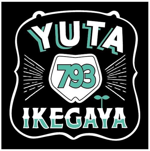 Design: YutaIkegaya Sticker