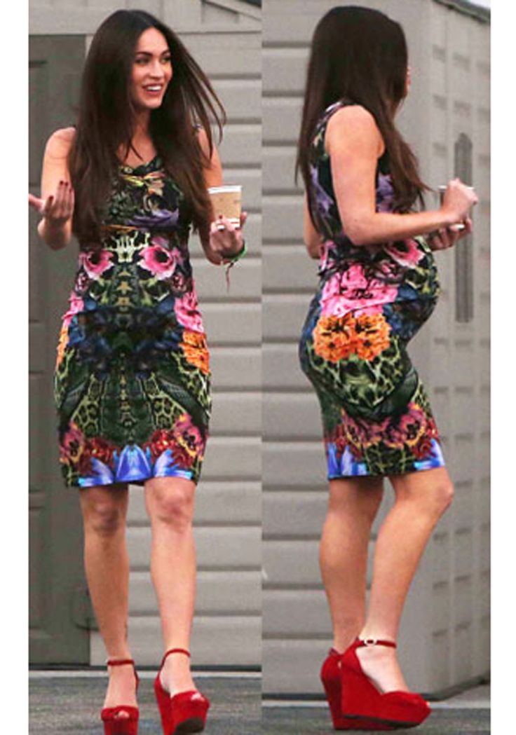 from Megan Fox Pregnancy Gallery | E! Online