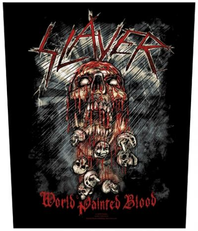 World painted blood slayer world painted blood is the eleventh studio album by american thrash metal band slayer it was released through american