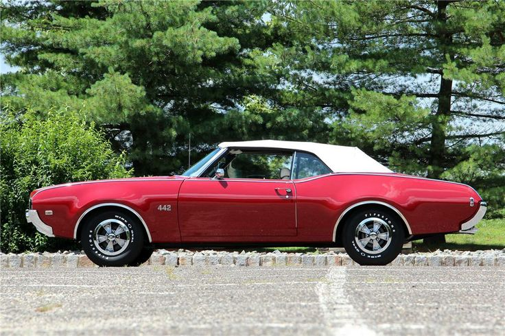 1969 OLDSMOBILE 442 Lot 712 | Barrett-Jackson Auction Company