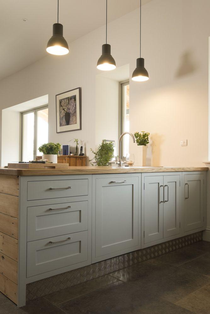 Chalkhouse Shaker kitchen
