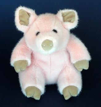 Pink MANHATTAN TOY Piggy (009023)