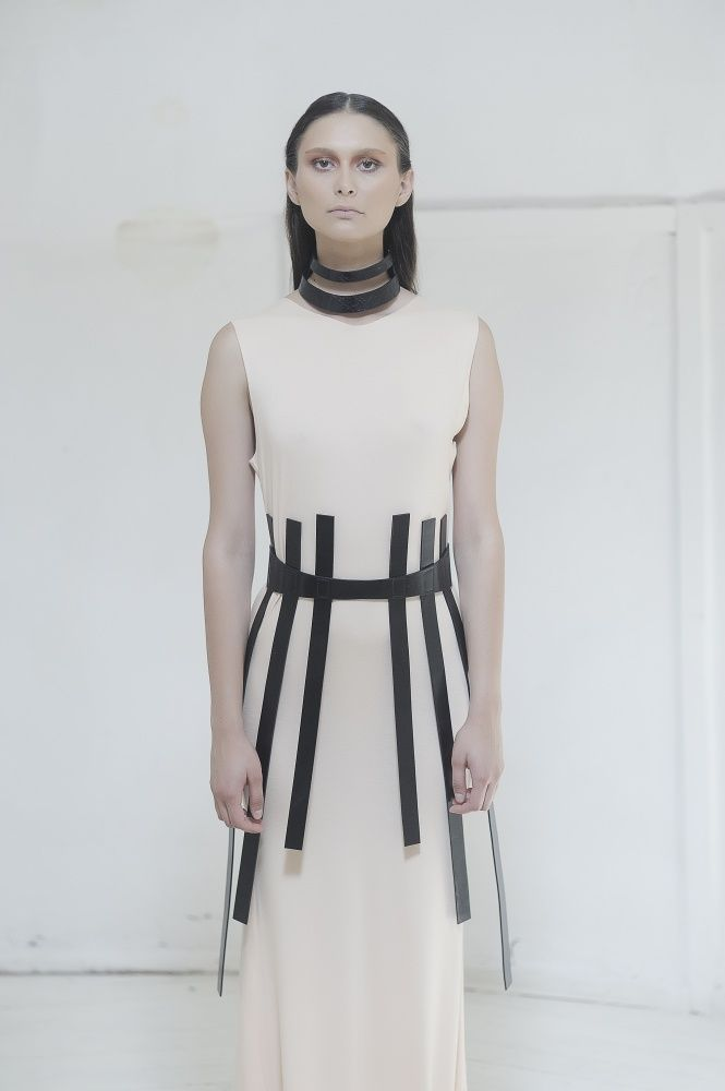 Alexandra Abraham – Skirt Belt