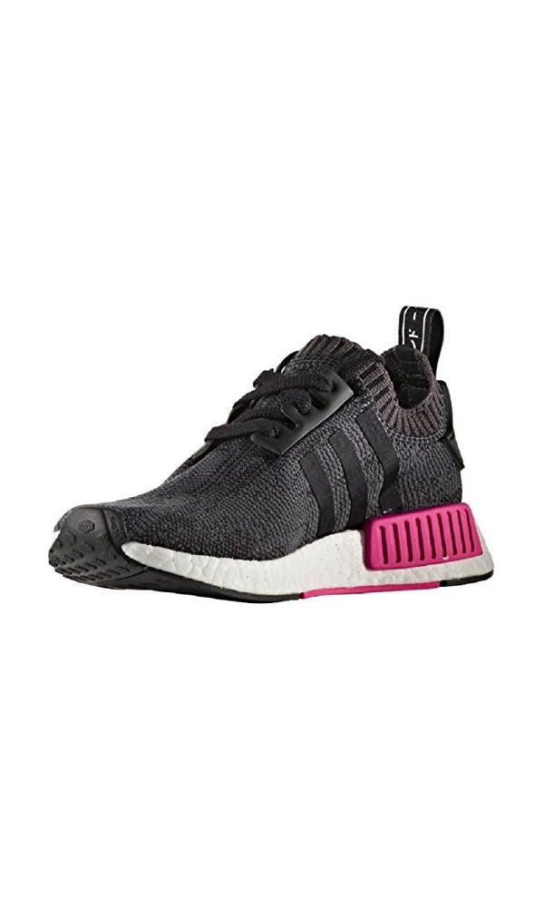 249$ - adidas NMD_R1 Prime Knit Women's Black/White/Pink