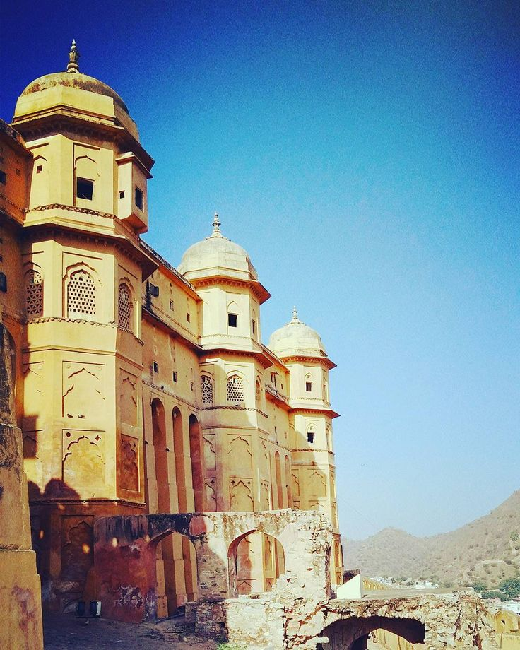 Amer Fort, Jaipur Photography featured on Tripoto  #travel #jaipur #traveller #natgeo #lonelyplanet #tripoto #wanderlust #history #forts #architecture