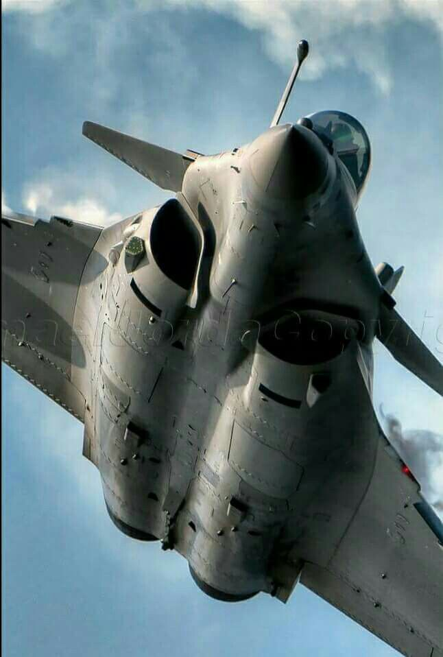 Dassault Rafale... French Jet fighter. …                                                                                                                                                                                 More