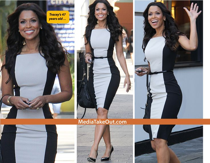. . . . And The AWARD For The BADDEST CHICK OVER 40 Goes To . . . 47 Year Old TV Personality TRACEY EDMONDS!!!