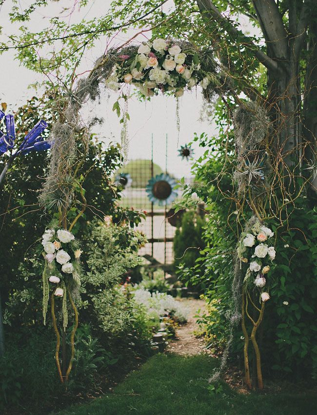 The Most Pretty Wedding Ceremony Ideas of 2013 - MODwedding