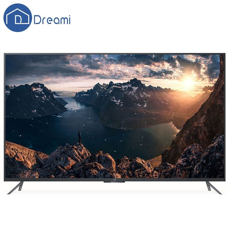 769.99$  Buy here - Dreami Russian warehouse Original Xiaomi led tv 3s Smart TV 55 Inch  3840*2160 Quad Core 8GB eMMC Household TV television   #buyonline