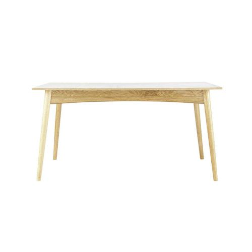 discover maisons du mondes wooden extending dining table in white w browse a varied range of stylish affordable furniture to add a unique touch to your - Table A Manger Blanche