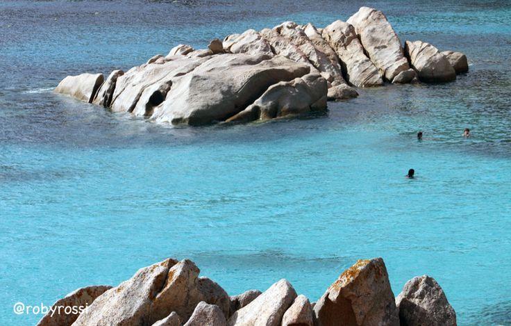 emersioni... Cala Coticcio, Isola di Caprera - Gallura
