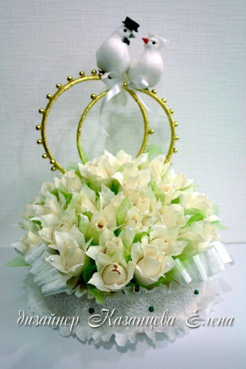 Gallery.ru / Фото #12 - свадебные композиции с конфетами - kazantceva