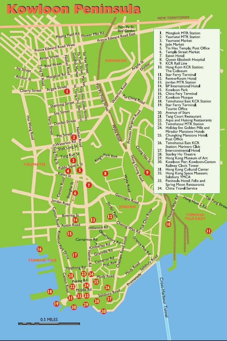 Best 25 Hong kong tourist map ideas on Pinterest  Linear map