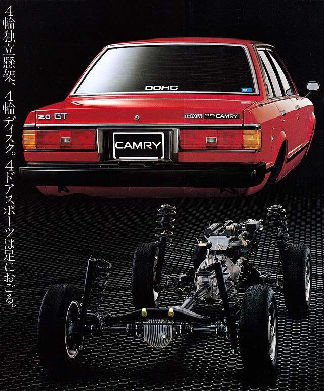 TOYOTA CELICA CAMRY 2000GT - ♪高橋 裕美のブログ