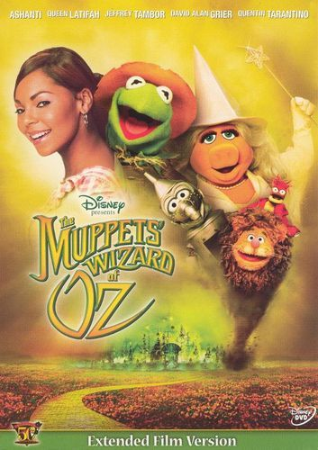 The Muppets' Wizard of Oz [DVD] [2005]