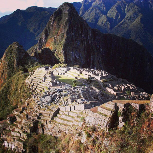 Wouldn't you #RatherBeHere, overlooking this iconic scene in Machu Picchu, #Peru? Photo by @ diptipai via Instagram