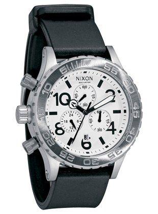 Nixon Chrono Watch - Men's $268.95 http://amzn.com/B001GA59RM #MenWatch