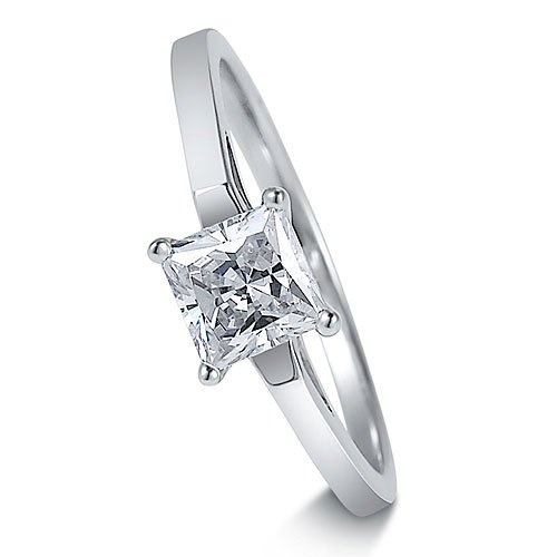 images cz cubic promise zirconia on best rings silver princess wedding nickel engagement beautiful free sterling ct ring solitaire pinterest