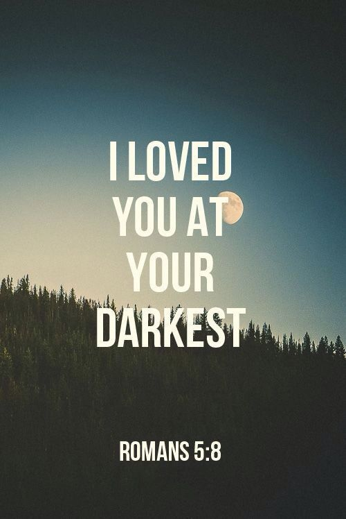 I loved you at your darkest!!!!