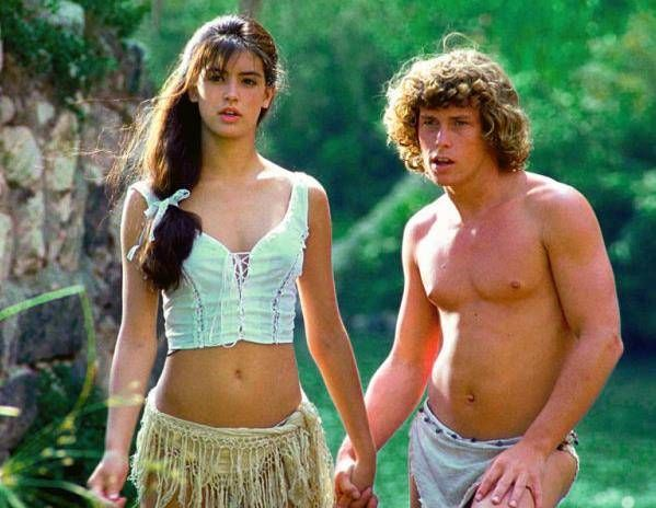1982's Paradise was a hilariously obvious rip-off of The Blue Lagoon, but … who cares? It gave us numerous chances to see Willie Aames fully nude (and he proved that Eight IS Enough), and Phoebe got to bang Bibleman, so what's not to like? And she did give us the hot title song, which was a hit across Europe.