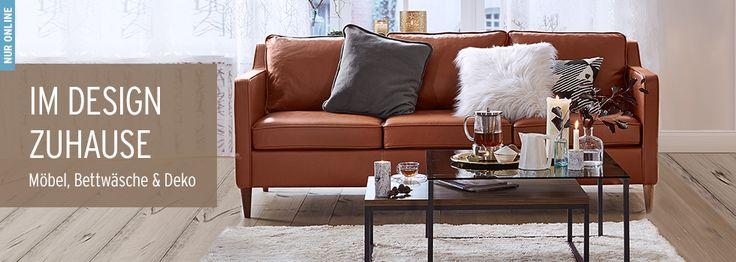 Im Design zuhause: Möbel, Bettwäsche & Deko - bei Tchibo