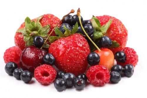 Rote Früchte 2