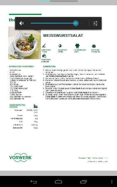 Weisswurssalat
