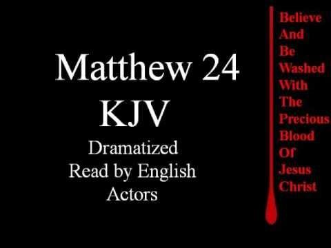 Matthew 24 KJV