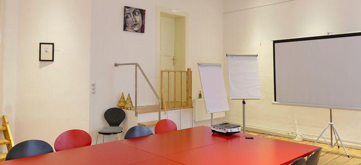 Vierraumladen Berlin #firmenevent #eventplanung #location #businesslocation #meeting #tagung #seminar #galerie #eventlocation #eventinc