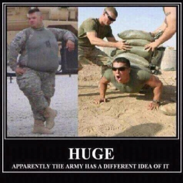 Army vs Marines......no competition