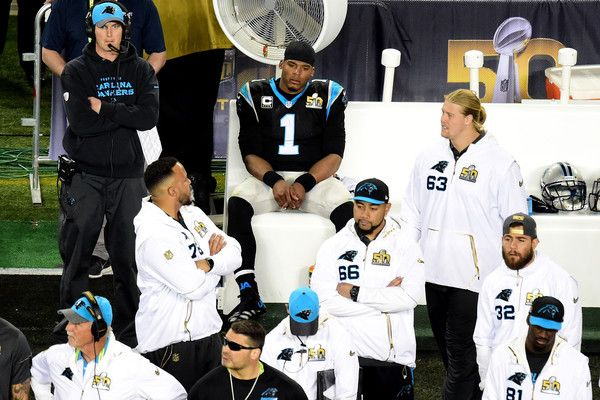 Cam Newton Photos - Super Bowl 50 - Carolina Panthers v Denver Broncos - Zimbio