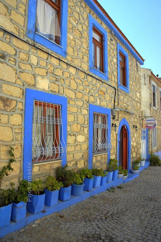 Alaçatı Houses,Alaçatı, Çeşme, İzmir,Turkey