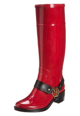 RIDER - Bottes en caoutchouc - red
