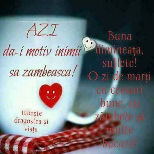 Bună dimineața prieteni poftă buna la cafea o zi minunata. - Gabriel Cojocaru - Google+