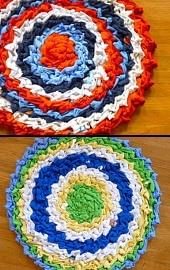Rugs - AllFreeCrochet.com - Free Crochet Patterns, Crochet