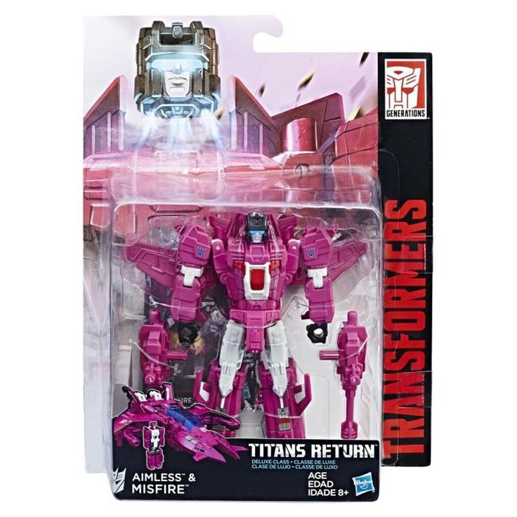 look at what we added to store Transformers Tita... Check it out now! http://bigboycollectibles.com/products/transformers-titans-return-deluxe-misfire-aimless?utm_campaign=social_autopilot&utm_source=pin&utm_medium=pin #actionfigures #toys #bigboycollectib