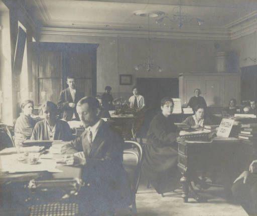 Kantseliariia VSEKh, 1925 :: Pentecostal and Charismatic Research Archive