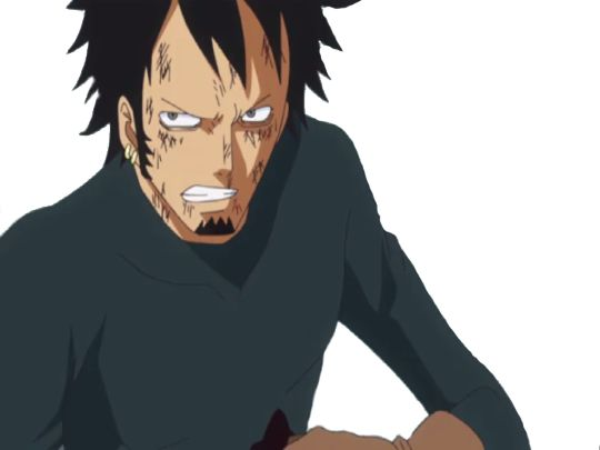 """""""Nobody can defend an attack that comes from inside their body."""" One Piece Episode 722 Best Character- TRAFALGAR D. WATER LAW"""