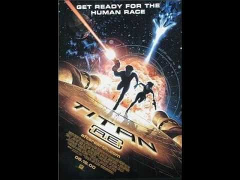 Cosmic Castaway by Electrasy (from the Titan A.E. Soundtrack)
