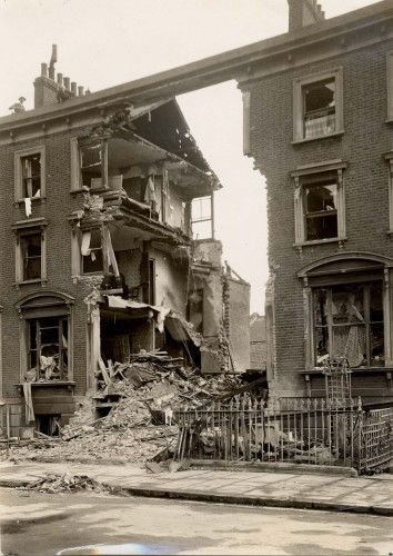 How the Blitz changed the face of Hackney