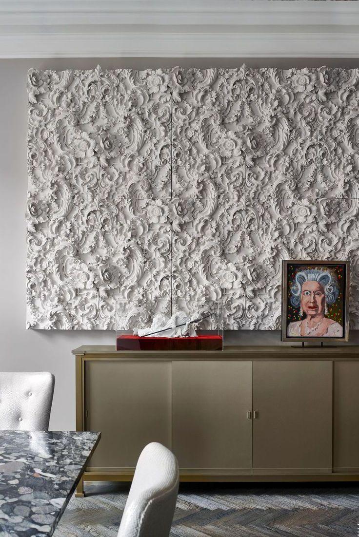 44 creative wall decor ideas to try now minimalist living rh pinterest com