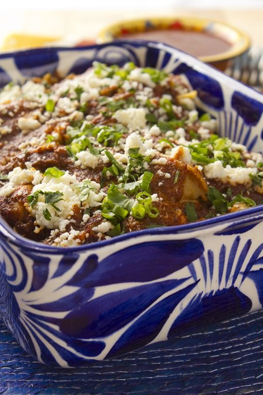 Slow Cooker Enchiladas | Dishes to try | Pinterest