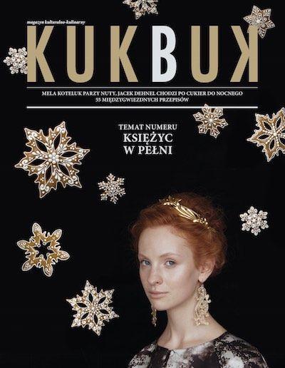 Kukbuk cover, photo: dinnershow studio