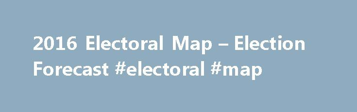 2016 Electoral Map – Election Forecast #electoral #map http://fresno.remmont.com/2016-electoral-map-election-forecast-electoral-map/  # 2016 Electoral Map Forecast 2016 state-by-state final prediction – frozen noon, November 7th Shown below is the final forecast for the Electoral Map in the 2016 Presidential election between Republican Donald Trump and Democrat Hillary Clinton. This forecast was frozen at noon the day before the election. ElectoralMap.net – analyzing the 2016 election…